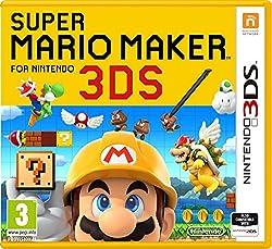Super Mario Maker 3DS (Nintendo 3DS) NTSC
