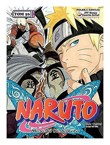 Naruto (Tom 56) - Masashi Kishimoto [KOMIKS]
