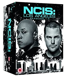 NCIS Los Angeles: The Complete Collection [DVD]