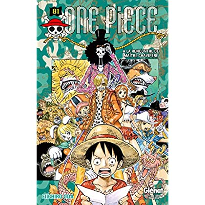 One Piece - Édition originale - Tome 81: À la rencontre de maître Chavipère