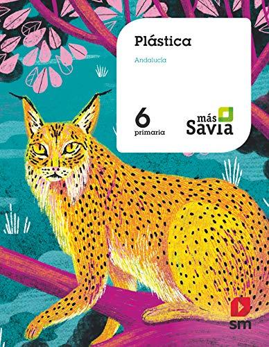 Plástica 6 Primaria Mas Savia Andalucía