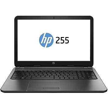 HP 255 G4 Notebook, Processore AMD E1-6010, HDD 500 GB, Memoria RAM da 4 GB, Scheda Video Radeon R2 GPU, CD-DVD, Nero