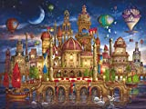 Schmidt Ciro Marchetti Moated Castle Jigsaw Puzzle (2000-Piece)