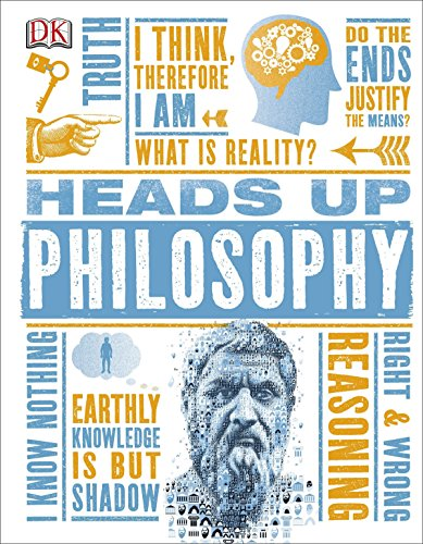 Heads Up Philosophy por Weeks Marcus