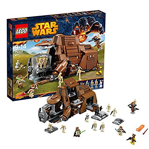 LEGO Star Wars 75058 - MTT (Lego Star Wars Naboo Battle)