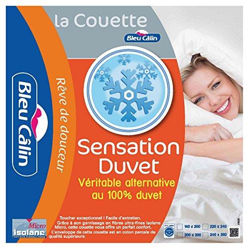Bleu Câlin Couette Sensation Duvet