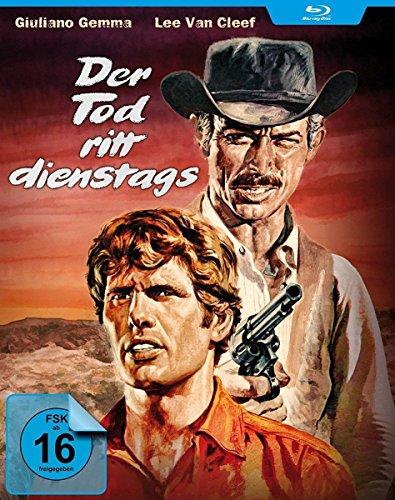 Der Tod ritt dienstags - 50th Anniversary Edition (Filmjuwelen) [Blu-ray]
