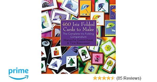 search press 1 piece books 460 iris folded cards to make amazon