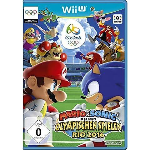 Nintendo Wii U Mario & Sonic bei den olympischen Spielen: Rio2016 by Nintendo