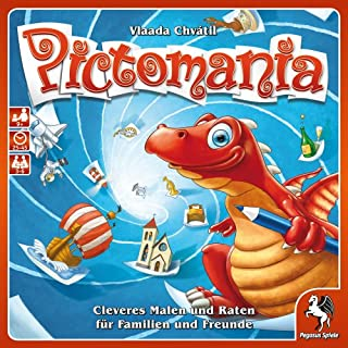 Pegasus Spiele 54305G - Pictomania, Revised Edition (B007Y0BS9G) | Amazon price tracker / tracking, Amazon price history charts, Amazon price watches, Amazon price drop alerts