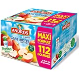ANDROS Gourdes Pomme Nature SSA 112 x 90 g