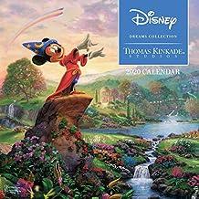 Thomas Kinkade Studios: Disney Dreams Collection 2020 Mini Wall Calendar