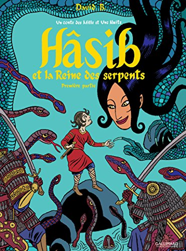 hsib-et-la-reine-des-serpents-premire-partie-d-39-aprs-un-conte-des-mille-et-une-nuits