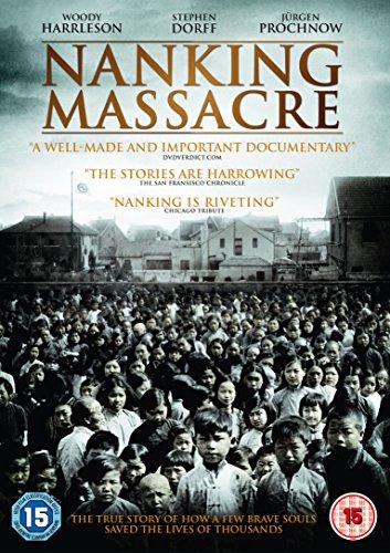 Nanking Massacre [DVD] [UK -