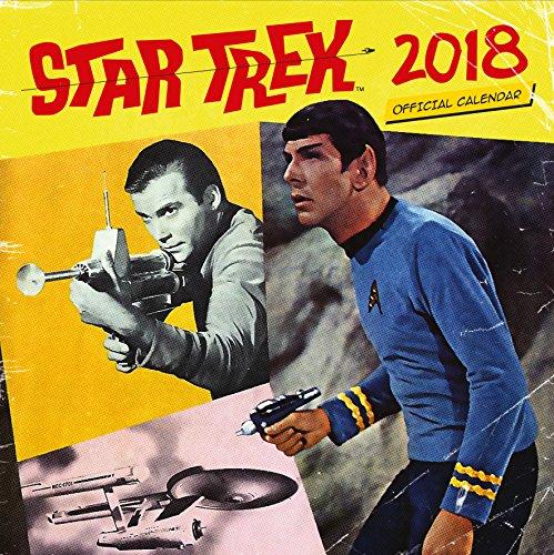 Star Trek Official 2018 Calendar - Squar...