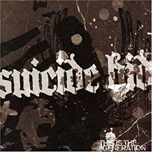 This Is the Generation by Suicide Bid [Music CD]