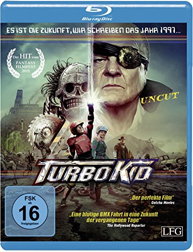 Turbo Kid - Uncut [Blu-ray]
