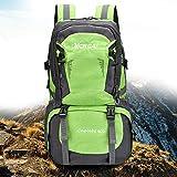 Sport Rucksäcke,Moncal 40L Damen Herren Wanderrucksack Wasserdichter Große Rucksack Perfekt zum Wandern Bergsteigen Reisen für Sport und Camping