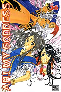 Ah ! My Goddess Edition simple Tome 36