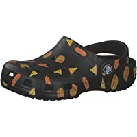 Crocs Unisex Kid's Classic Graphic Clog | Slip on Toddlers | Water Shoes