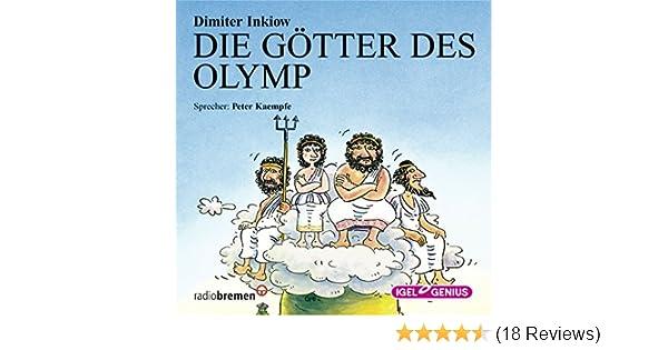 best deals on to buy brand new Die Götter des Olymp (Hörbuch-Download): Amazon.de: Dimiter ...