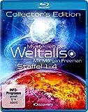 Mysterien des Weltalls - Limitierte Collector?s Edition - Staffel 1-4 [Blu-ray] -