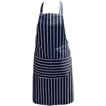 Chefs Apron Professional Quality Butchers Kitchen Baking Cooks Restaurant
