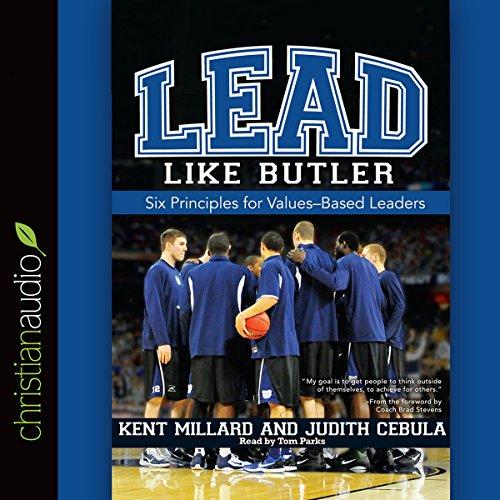 Lead Like Butler  Audiolibri