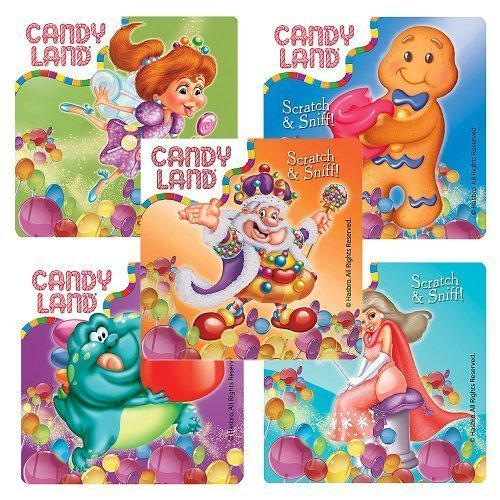 candy-land-scented-stickers-party-favors-50-per-pack-by-smilemakers-inc-english-manual