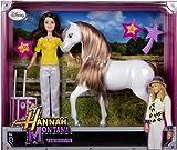 Mattel - Hannah Montana N8048-0 - Miley and Pferd Blue Jeans