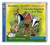 Wie Findus zu Pettersson kam/ Eine Geburtstagstorte für die Katze (CD): Ungekürzte Lesung, neu, 42 Min.