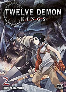 Twelve Demon Kings Edition simple Tome 2