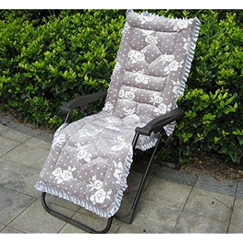 Lay Cuscino Super Imbottito Inverno peluche Mogano divano cuscino cuscino per sedia, 6, 162cm