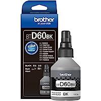 Brother BT-D60BK Ink Bottle, 108ml (Black)