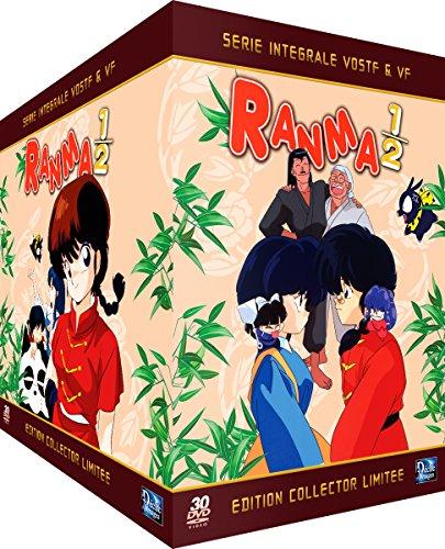 Ranma 1/2 - Intégrale (non censurée) - Edition Collector Limitée (30 DVD + Livrets)