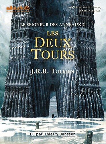 Le Seigneur des Anneaux 2 - Les Deux Tours: Livre audio 2 CD MP3