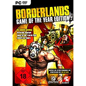 Borderlands – Game of the Year Edition