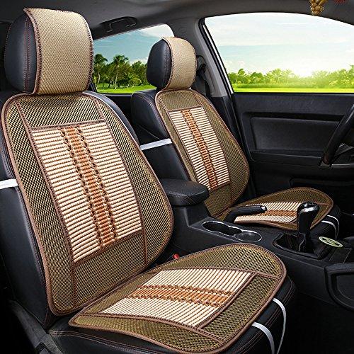 Seggiolino per auto traspirante in bamboo e seta sedile per camion seggiolino auto nuovo pad estivo - 6 colori tra cui scegliere, la maggior parte delle auto È adatta,a