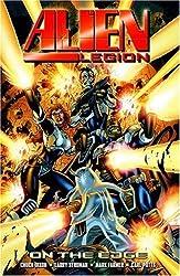 Alien Legion: On the Edge by Chuck Dixon (2004-03-01)
