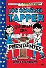 Los gemelos Tapper.  Quieren ser presidentes par Rodkey