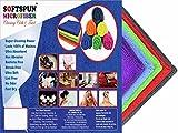#8: SOFTSPUN Microfiber Multipurpose Cleaning Cloths (Pack Of 5)