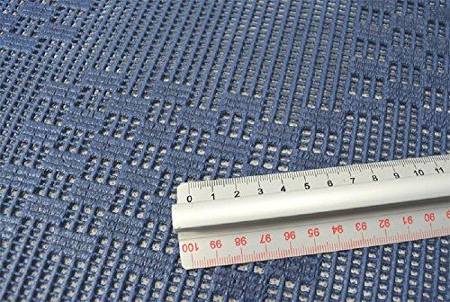 Zeltteppich Vorzeltteppich Campingteppich Zeltboden Vorzeltboden (600) Camping 2,5x3-6m (Blau, 6)
