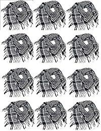 Zacharias Tiger Zinda Hai Handkerchief Man/Boys PACK OF 12