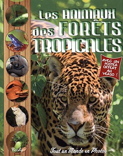 Les animaux des forêts tropicales
