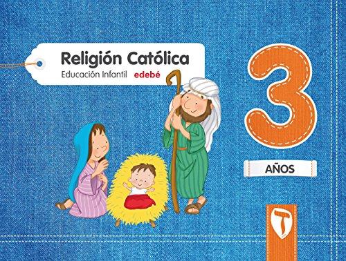 Religión católica 3 años