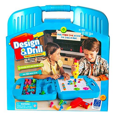 Learning Resources Design & Drill Werkzeugkoffer,