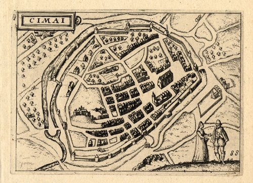 antiguo-theprintscollector-map-chimay-belgium-guicciardini-1613