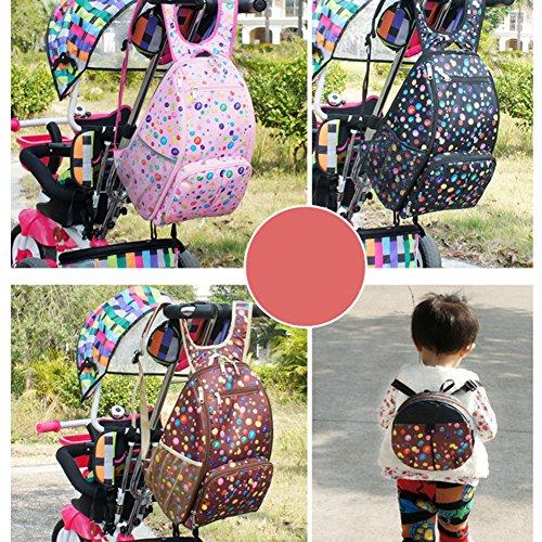 Samber Rucksack Stück Kinder Multifunktions Anti Und Tasche Baby Kind Verloren 2 Weiß Eltern XnfqrX