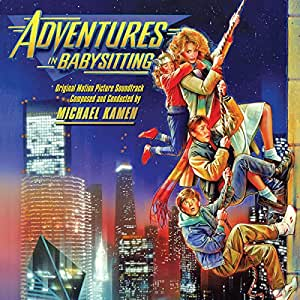 Adventures In Babysitting Original Soundtrack Amazon De Musik