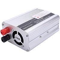 110V AC Converter con Display e Porta USB per Auto Inverter 3000 W Peak Dc 12V per Ac220V TOPmountain Inverter per Auto 12V a 110V; Argento